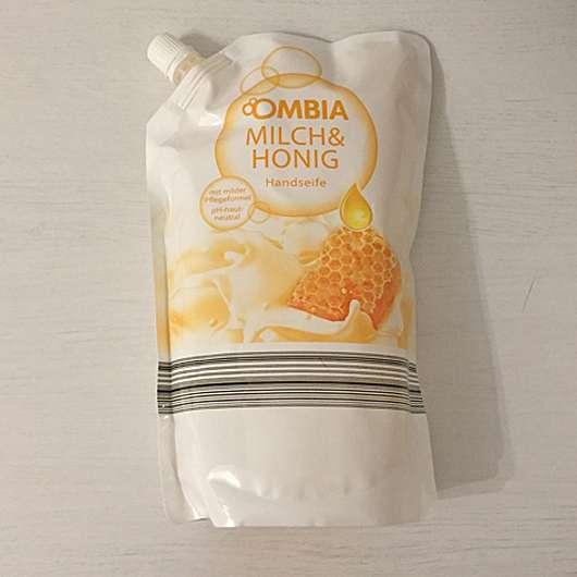 Ombia Milch & Honig Handseife (Nachfüllbeutel)