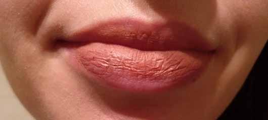 Pixi MatteLast Liquid Lip, Farbe: Matte Beige - Lippen am Ende des Tages