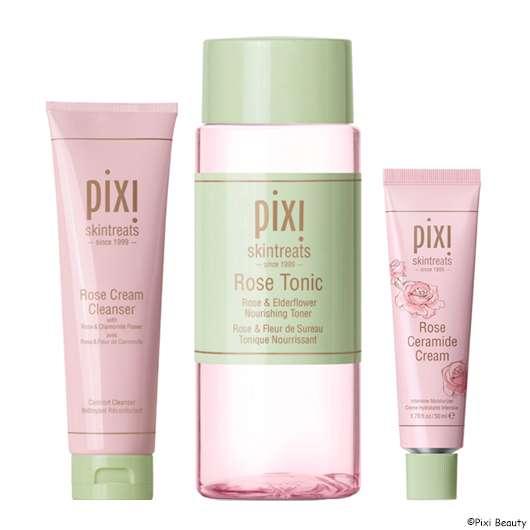 Fünf Pixi Rose Glow Kits zu gewinnen