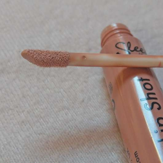 Applikator - Sleek MakeUP Lip Shot Gloss Impact, Farbe: Don't Ask