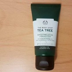 Produktbild zu The Body Shop Tea Tree Mattifying Lotion