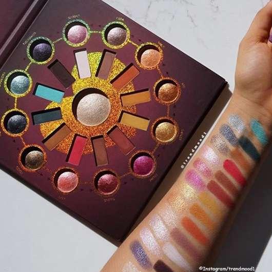 bh cosmetics Zodiac Palette Love Signs 💘