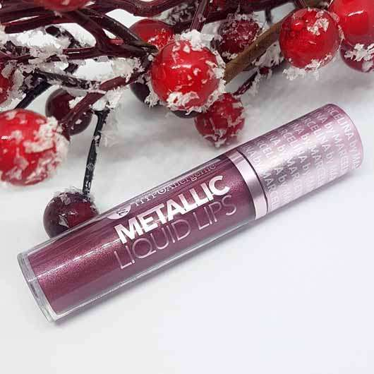 <strong>Bell HYPOAllergenic</strong> Metallic Liquid Lips - Farbe: 05 Mexico City