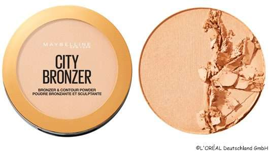 Maybelline New York City Bronzer
