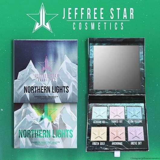 Jeffree Star: Northern Lights Palette