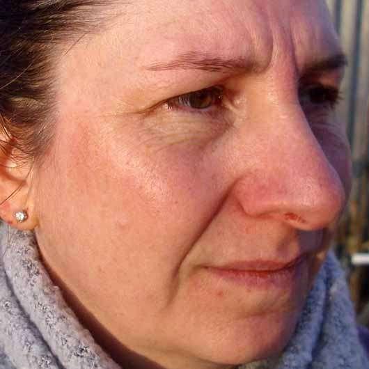 Mary Kay Blending Sponge - Gesicht vor dem Schminken