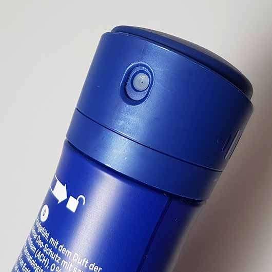 NIVEA PROTECT & CARE Deodorant Spray - Dosieröffnung