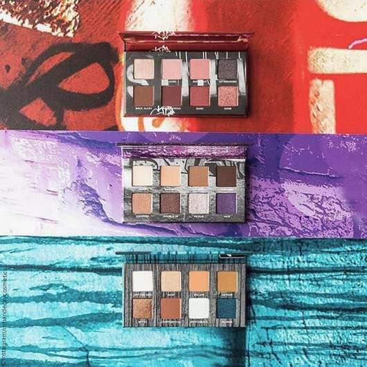 Urban Decay: Neue On The Run Paletten im Miniformat