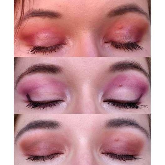 Anastasia Beverly Hills Modern Renaissance Palette - drei Augenmake-ups