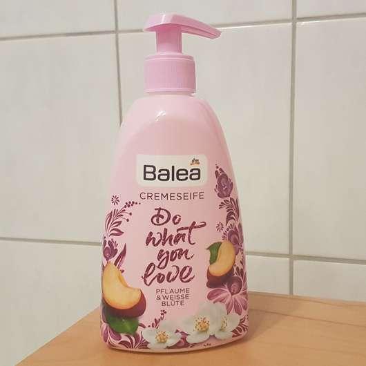 Balea Do what you love Cremeseife (LE)