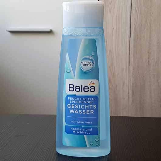 Balea Feuchtigkeitsspendendes Gesichtswasser - Flasche
