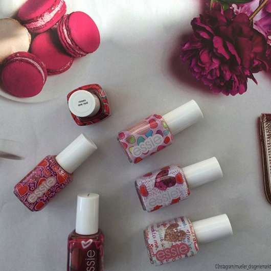 essie Valentine's Day Collection 2019