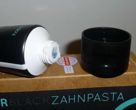 happybrush Superblack Zahnpasta - Hygienesiegel