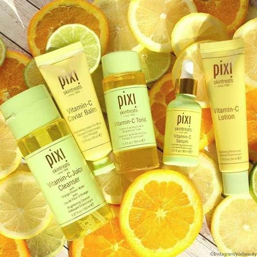 PIXI Vitamin-C Pflegelinie