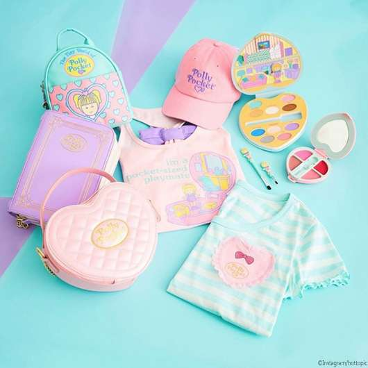Polly Pocket Beauty Pieces!