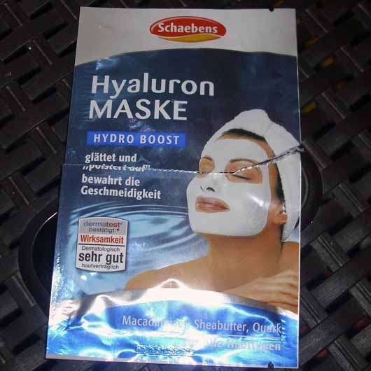 <strong>Schaebens</strong> Hyaluron Maske Hydro Boost