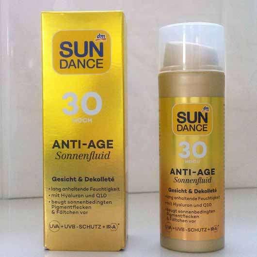 <strong>SUNDANCE</strong> Anti-Age Sonnenfluid LSF 30