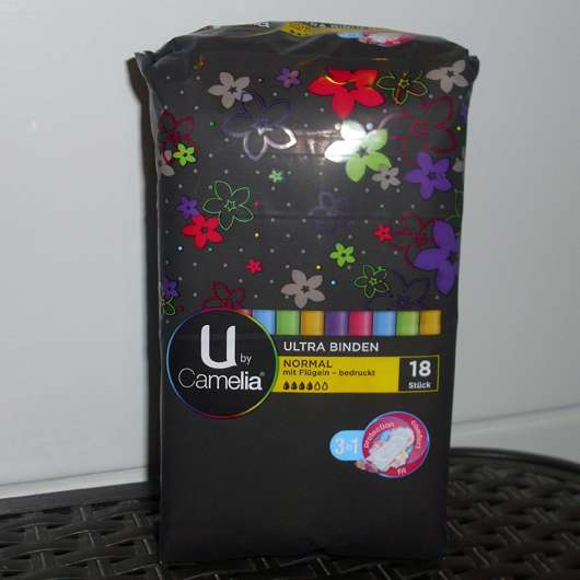 <strong>U by Camelia</strong> Ultra Binden (Normal)