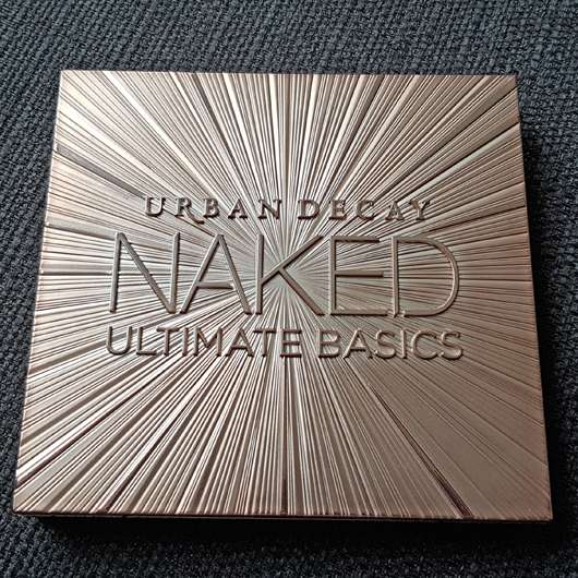 <strong>Urban Decay</strong> Naked Ultimate Basics Eyeshadow Palette