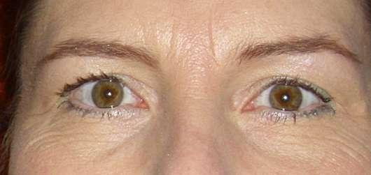 Yves Rocher Hydra Végétal Ultra-Erfrischendes Reinigungsgel - Augenpartie geschminkt