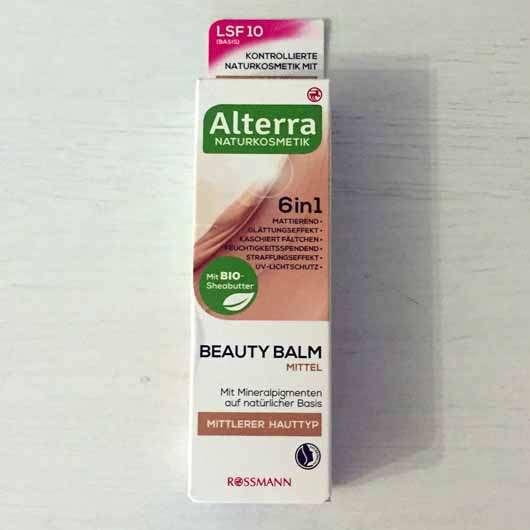 Alterra 6in1 Beauty Balm, Farbe: Mittel