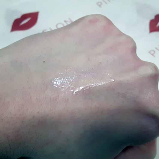 alverde Lipgloss 3D-Effekt - Swatch