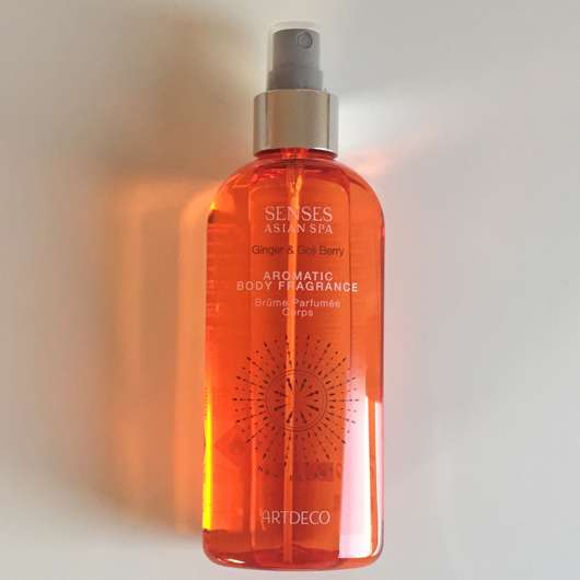 ARTDECO Asian Spa New Energy Aromatic Body Fragrance