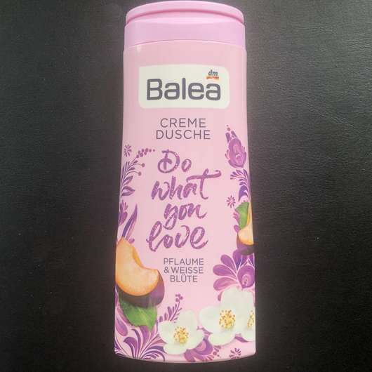 Balea Cremedusche Do what you love (LE)