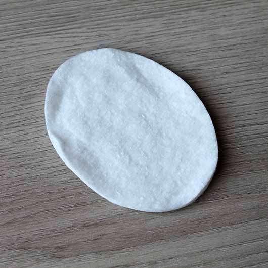 ebelin 40 Peeling-Pads 2in1 Reinigung & Peeling (mit Aktivkohle)