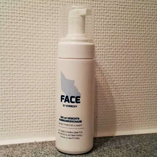 everdry Antibakterieller Gesichts-Reinigungsschaum