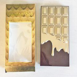 """Produktbild zu I Heart Revolution I Heart Chocolate """"Golden Bar"""" Lidschatten Palette"""