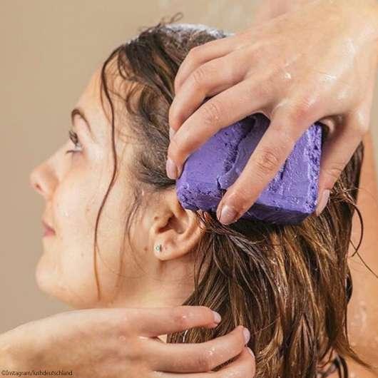 LUSH vegane Protein Shampoos