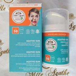 Produktbild zu Mlle Agathe Agathe Sun SPF 50