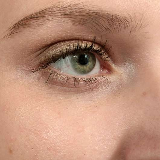Sleek MakeUP Lifeproof 12 Hour Wear Metallic Eyeliner, Farbe: Money Made Me Do It - Eyeliner nach ca. 8 Stunden