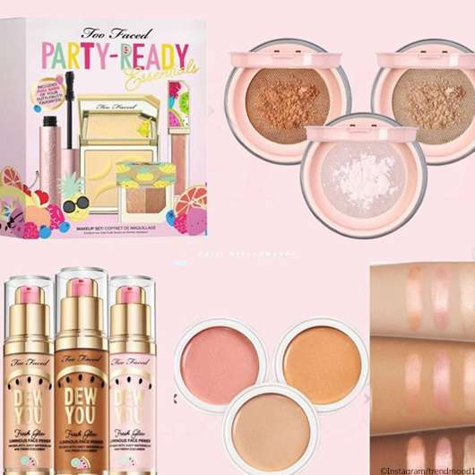 Too Faced Tutti Frutti Collection Part Two