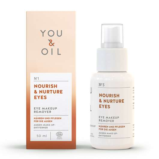 YOU & OIL Augen-Make-Up-Entferner