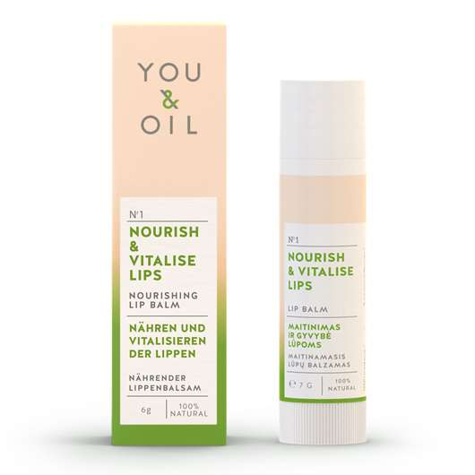 YOU & OIL Lippenbalsam