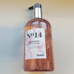 Produktbild zu Balea Handseife No. 14 Honig & Hopfen