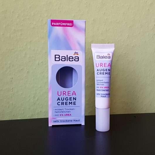 Balea Urea Augencreme (für sehr trockene Haut)