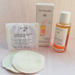 Produktbild zu Dr. Hauschka Augen Make-up Entferner mit gratis Abschminkpads
