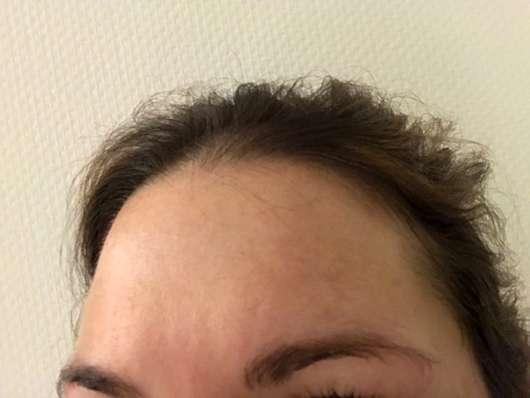 DR. SCHELLER Argan & Amaranth Anti-Falten Pflege Tag LSF 10 - Hautbild vor dem Test