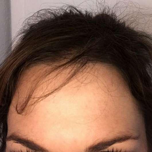 DR. SCHELLER Argan & Amaranth Anti-Falten Pflege Tag LSF 10 - Hautbild nach 4 Wochen