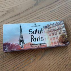 Produktbild zu essence salut paris eyeshadow palette – Farbe: 02