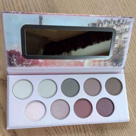 essence salut paris eyeshadow palette, Farbe: 02 - geöffnet