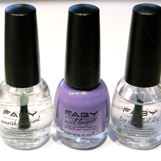 FABY Nail Lacquer, Farbe: Vinceró