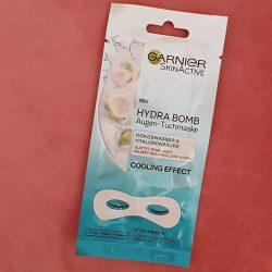 Produktbild zu Garnier SkinActive Hydra Bomb Augen-Tuchmaske Kokoswasser & Hyaluronsäure