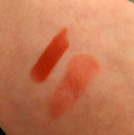 KISS Professional New York Truism Color Intense Lipstick, Farbe: 09 Nude You Didn't - Swatch
