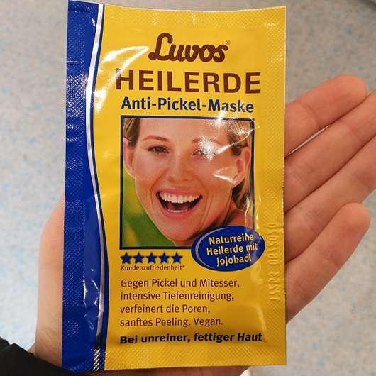 <strong>Luvos</strong> Heilerde Anti-Pickel-Maske