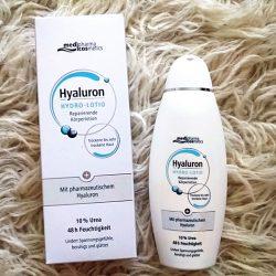 Produktbild zu medipharma cosmetics Hyaluron Hydro-Lotio