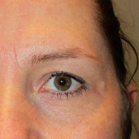 NIVEA Creme Pflege Reinigungstücher - Gesicht vor der Reinigung